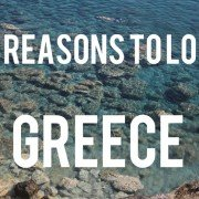 Love Greece