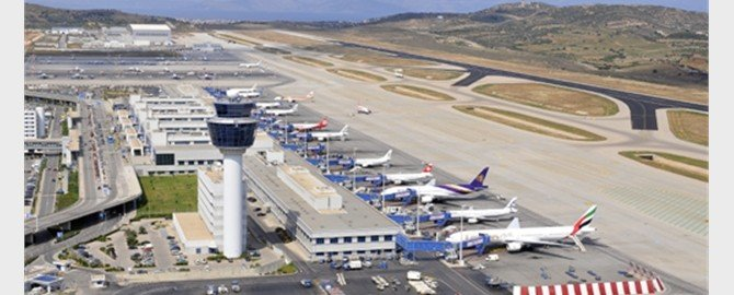 ΑΙΑ Source: Athens International Airport